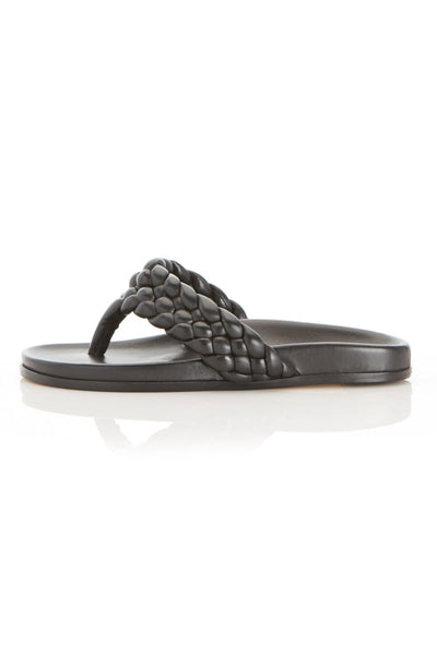 Carly Sandal in Black