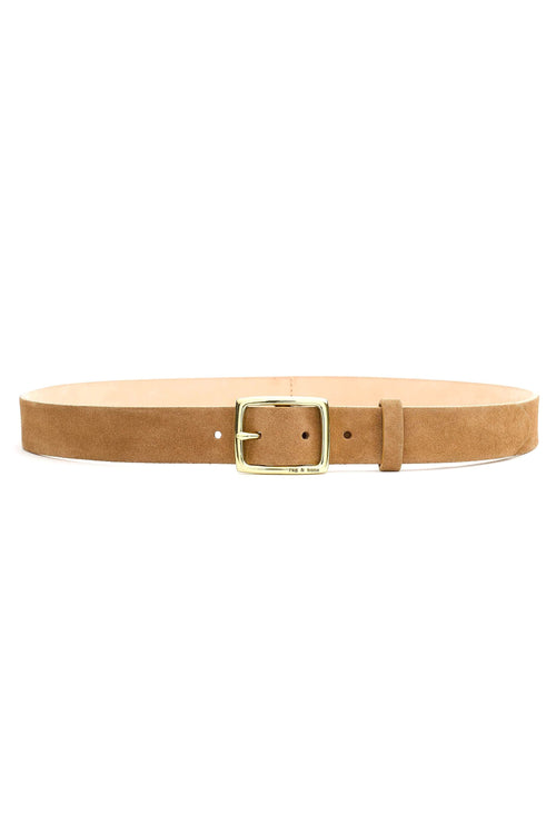 Boyfriend Belt in Camel