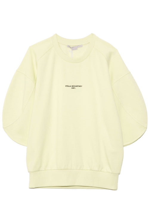 Stella Logo Sweatshirt in Lemonade