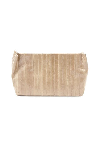 Momo Clutch in Creme