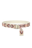 Nyess Belt in Beige