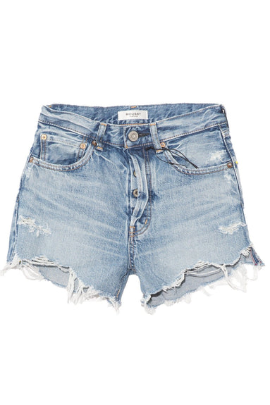Shirley Shorts in Light Blue
