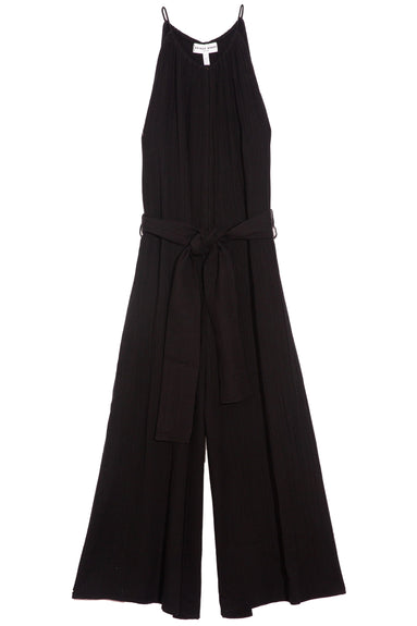 Sleeveless Isla Jumpsuit in Black