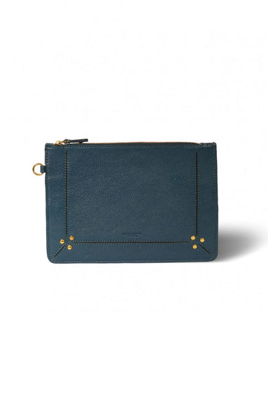 Popoche Medium Wallet in Canard
