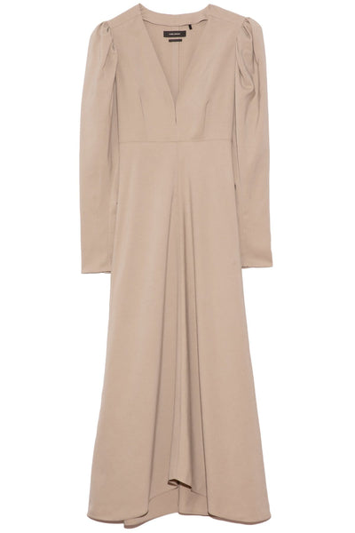 Silabi Dress in Beige