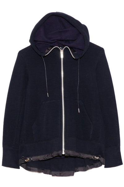Sponge Sweat Hoodie in Navy
