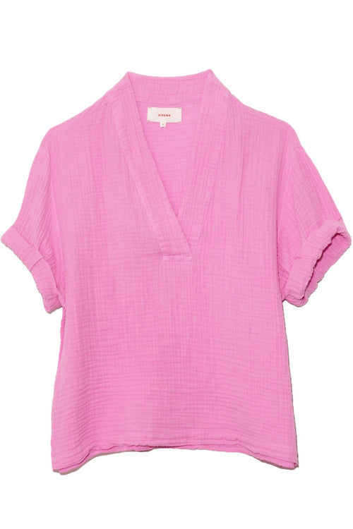 Avery Top in Pretty Pink