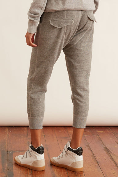 Nolan Pant in Heather Grey