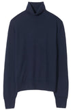 Bella Turtleneck in Navy