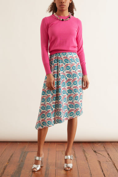 Javenia Skirt in Green