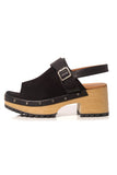 Dozer Clog in Black