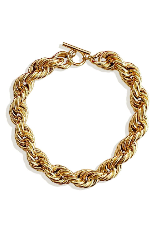 Cooper Necklace in Gold