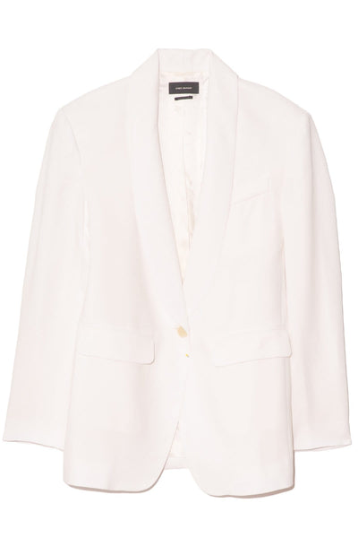Ratelia Jacket in White