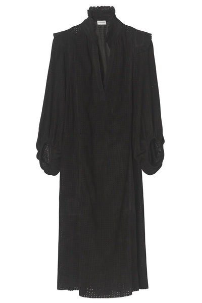 Tyrama Dress in Black