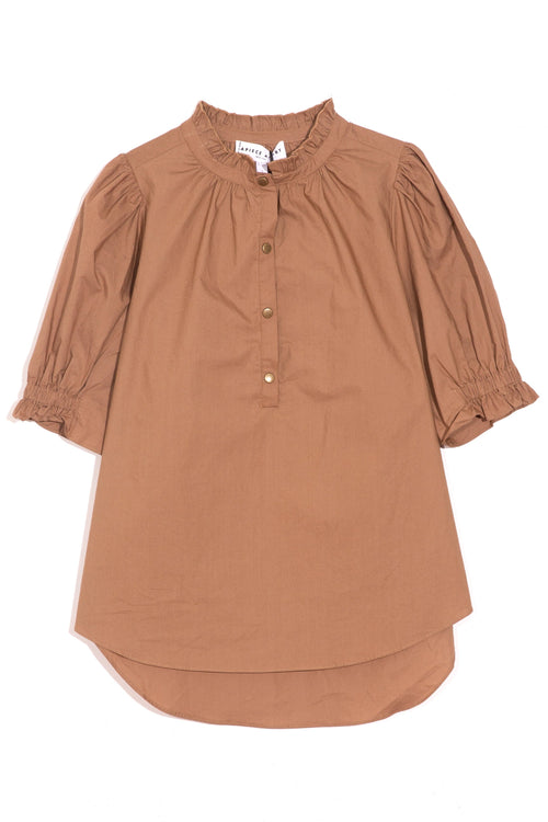 Los Altos Top in Khaki