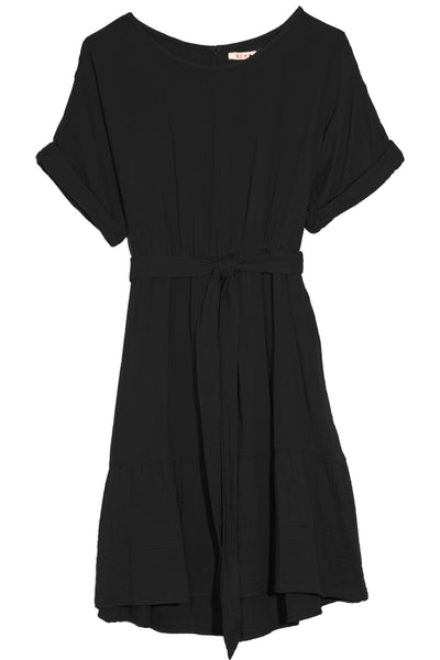Aiden Dress in Black