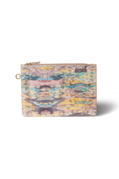 Popoche Medium Wallet in Psyche