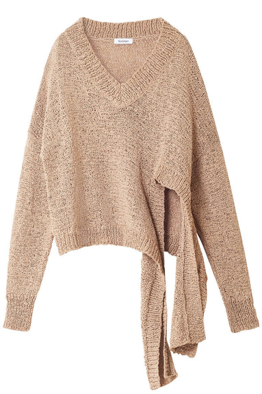 Anisah Sweater in Faded Terracotta