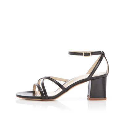 Bianca Sandal in Black