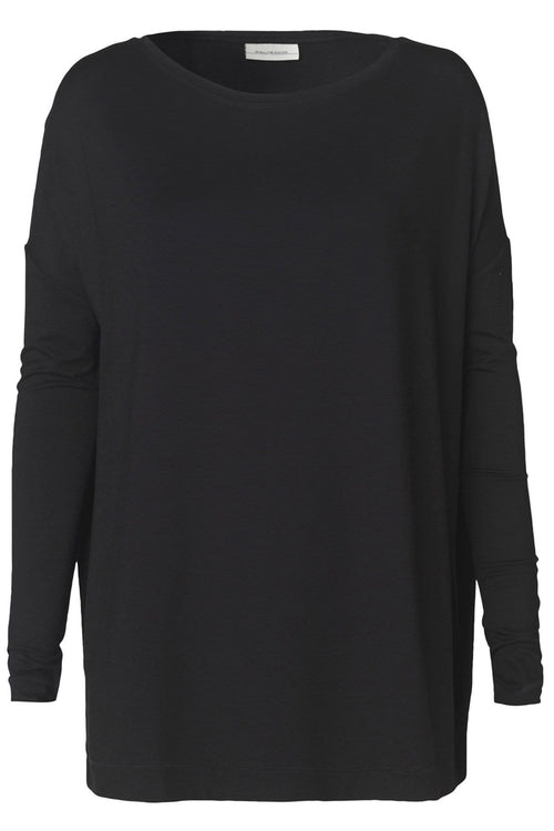 Alloi T-Shirt in Black