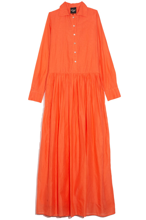 Dervich Dress in Corail