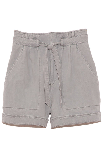 Marius Short in Light Grey