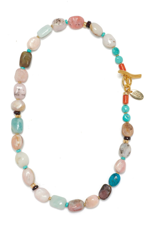 Heroine Necklace in Multi