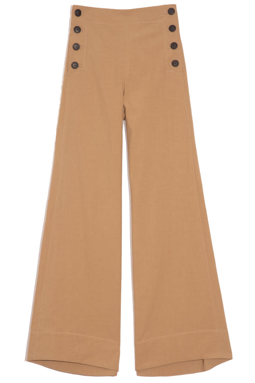 Sailor Pant in Khaki