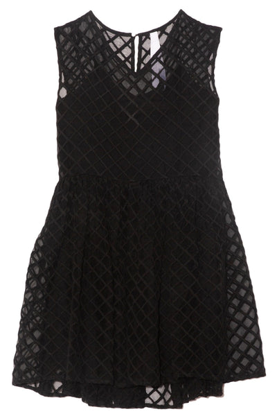 Dawson Dress in Black