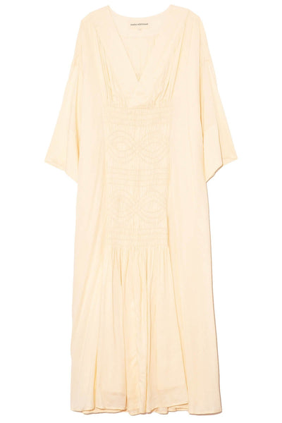 Benecia Dress in Cream