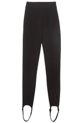 Nanou Trouser in Black