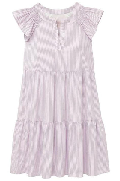 Chassity Dress in Lavender