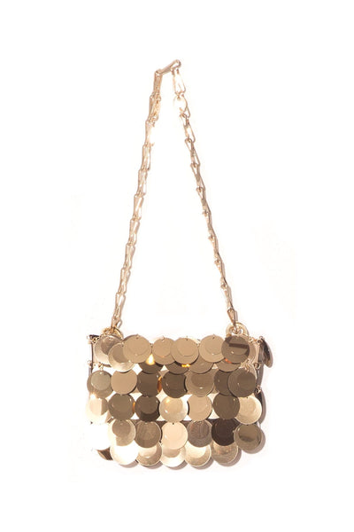 Soir Bag in Light Gold