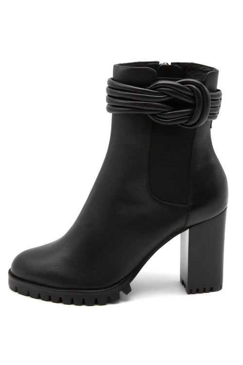 Vicky Waterproof Combat Boots in Black