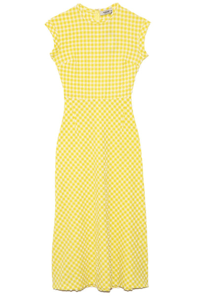 Adri Dress in Citron