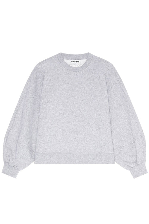 Software Isoli Sweatshirt in Paloma Melange
