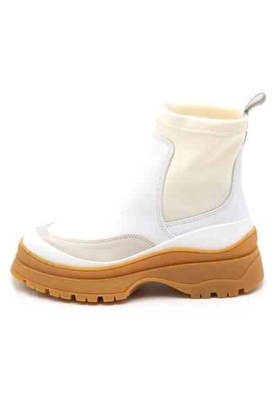 Barla Boot in White