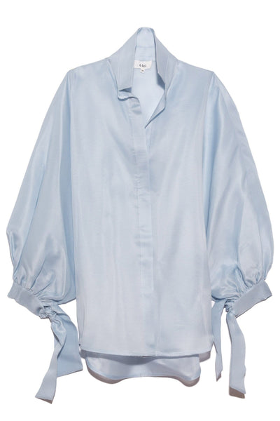 Lady Big Shirt in Ice Blue
