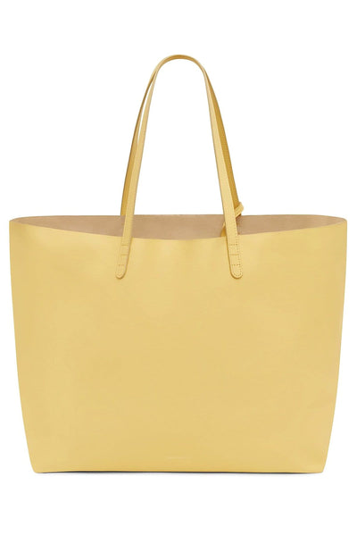 Oversized Tote in Spiga