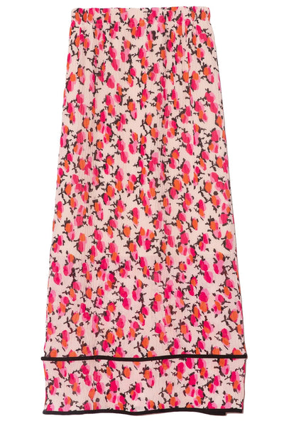 Mia Skirt in Pink Roses