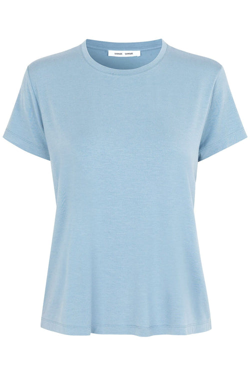 Siff Tee in Dust Blue