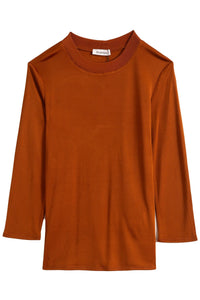 Arwa Top in Cinnamon