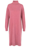 Amaris Dress in Pink Melange