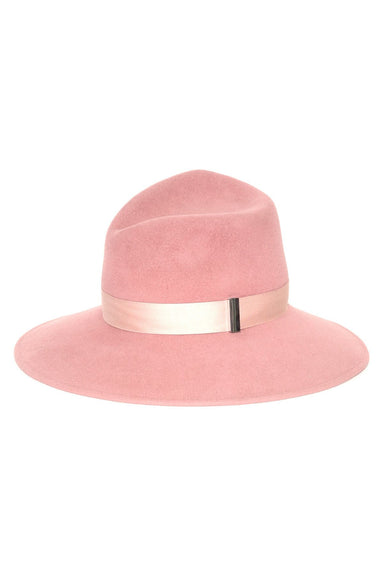 Drake Hat in Dusty Rose
