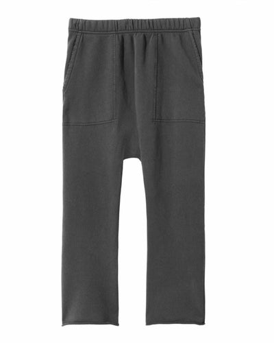 SF Sweatpant in Washed Black