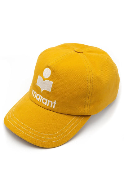Tyron Cap in Yellow