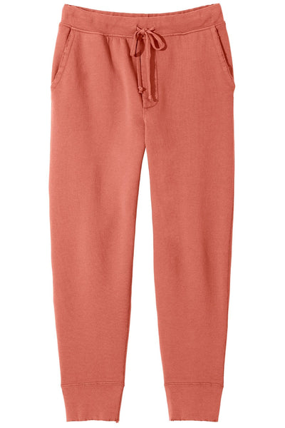 Nolan Pant in Earth Rose