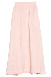 Teagan Skirt in Rose Quartz