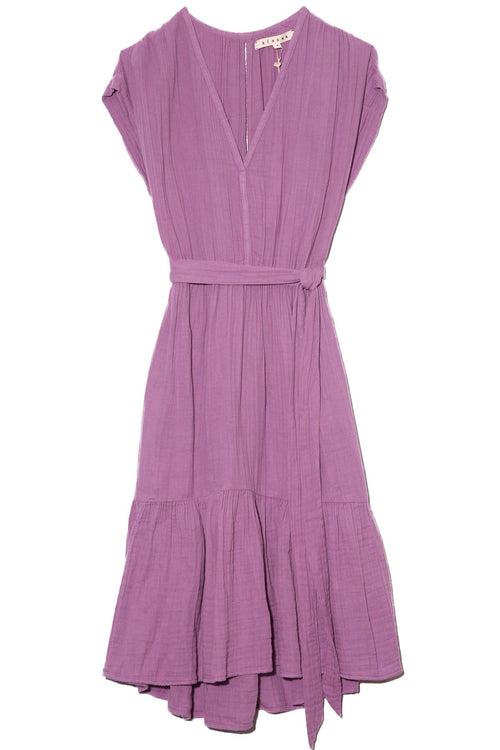 Maren Dress in Purple Heart