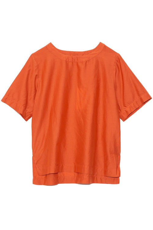 Roma Blouse in Arancio